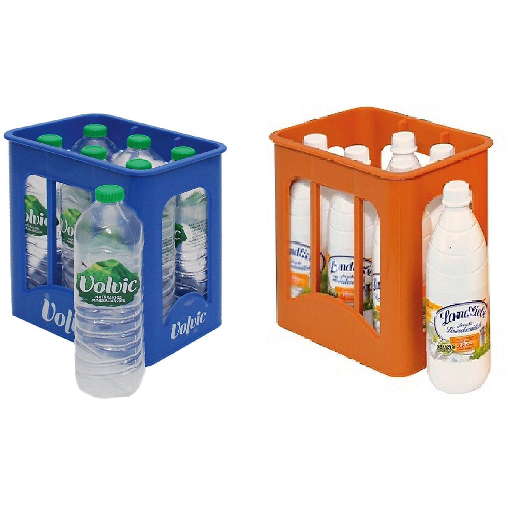 Chr. Tanner Spiellebensmittel Volvic & Landliebe Milch