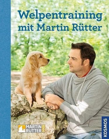 Gebundenes Buch »Welpentraining mit Martin Rütter«