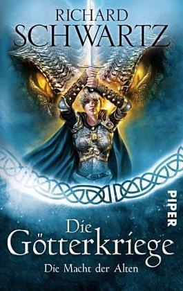 Broschiertes Buch »Die Macht der Alten / Die Götterkriege Bd.5«