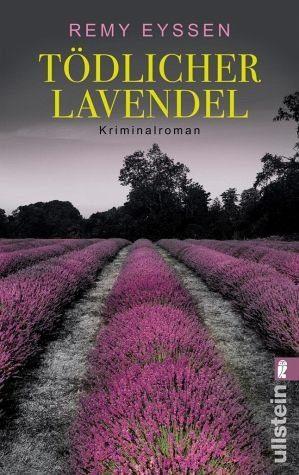 Broschiertes Buch »Tödlicher Lavendel / Leon Ritter Bd.1«