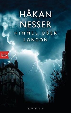 Broschiertes Buch »Himmel über London«