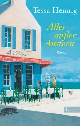 Broschiertes Buch »Alles außer Austern«