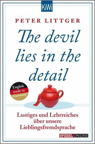 Broschiertes Buch »The devil lies in the detail«