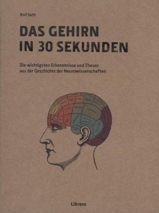 Gebundenes Buch »Das Gehirn in 30 Sekunden«