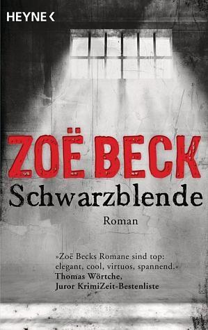 Broschiertes Buch »Schwarzblende«