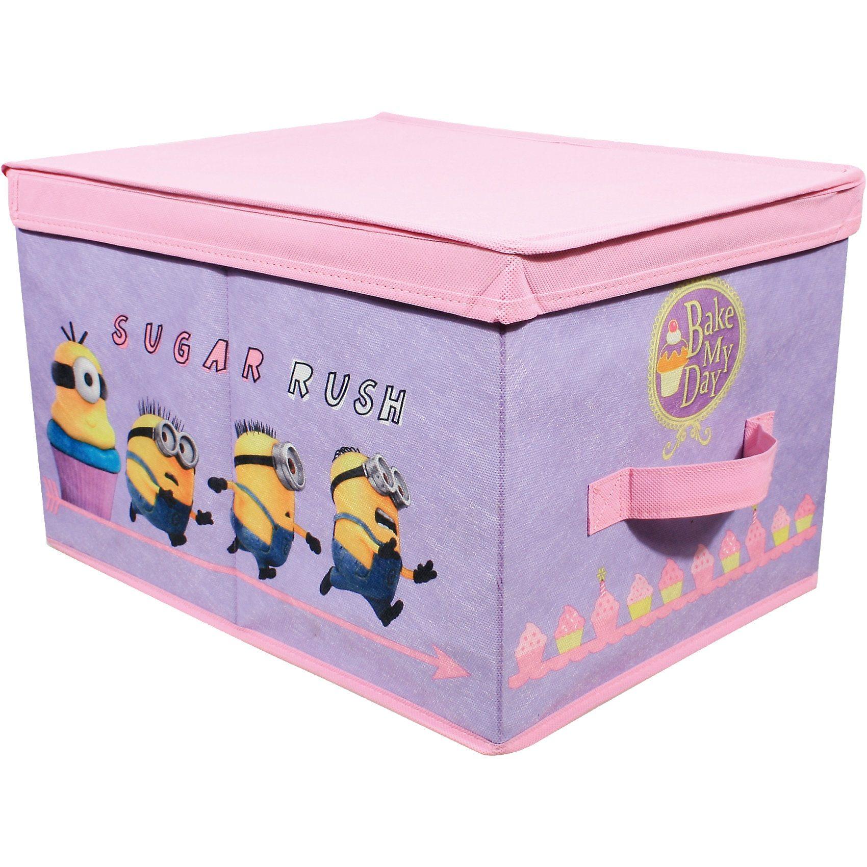 P:OS Aufbewahrungsbox Minions, Sugar Rush