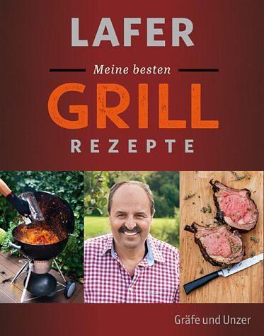 Gebundenes Buch »Lafer: Meine besten Grillrezepte«