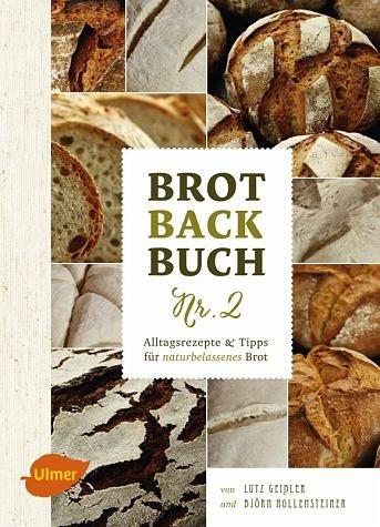 Gebundenes Buch »Brotbackbuch Nr. 2«