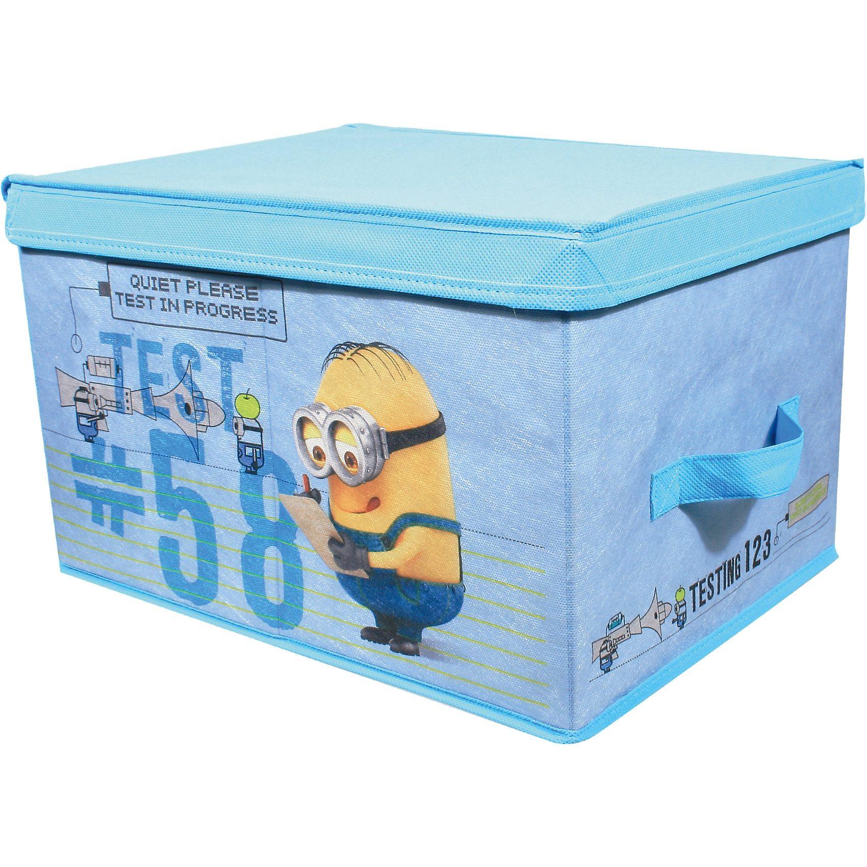 P:OS Aufbewahrungsbox Minions