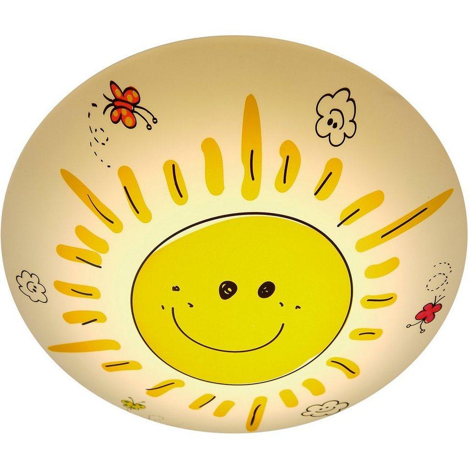 NIERMANN Deckenleuchte Sunny in gelb