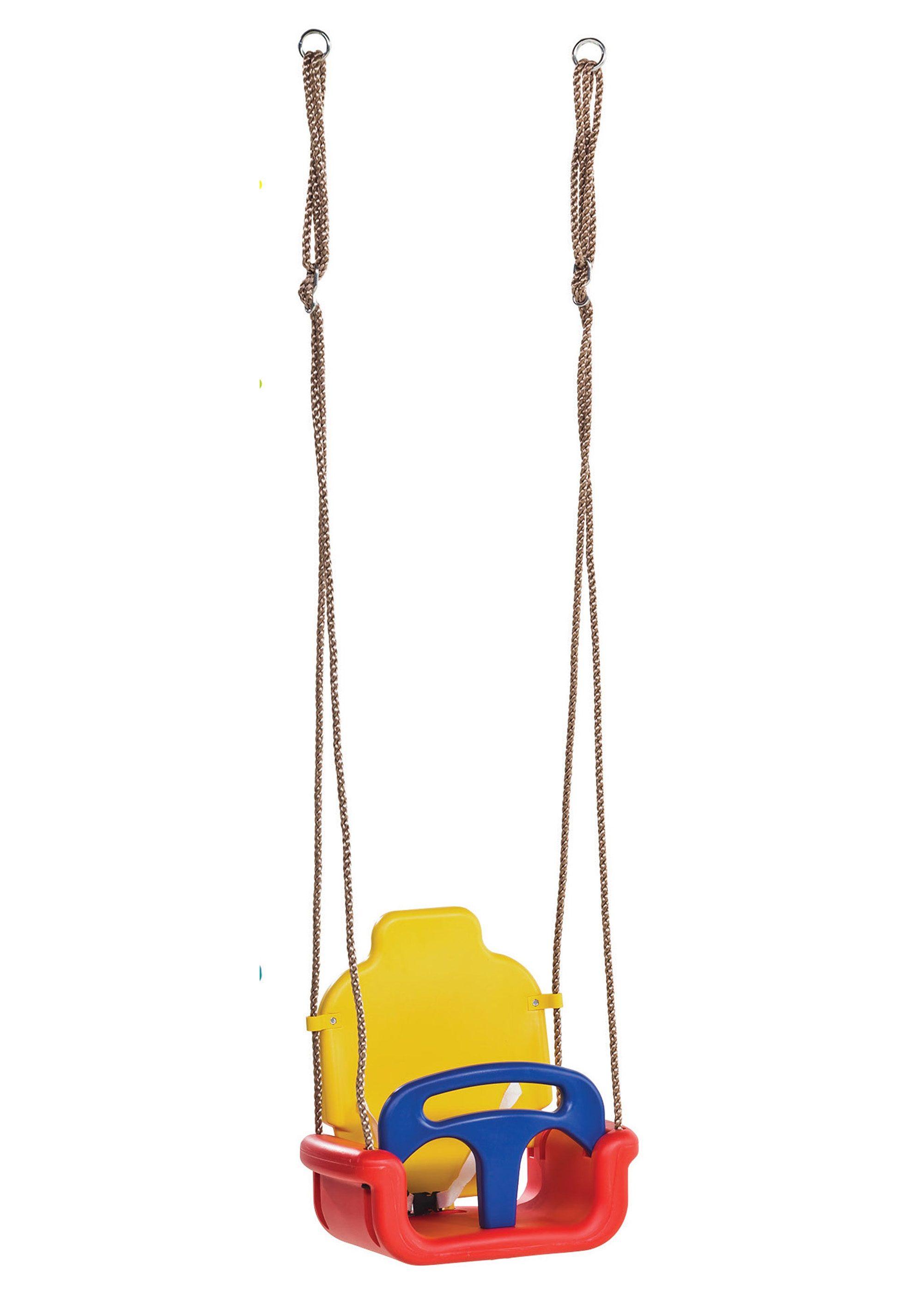 Woodinis-Spielplatz Babyschaukelsitz, »Babyschaukelsitz der mitwächst«