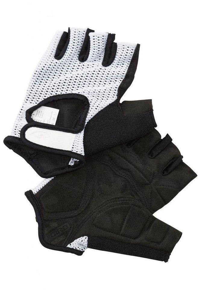 Giro Fahrrad Handschuhe »Siv Gloves« in weiß
