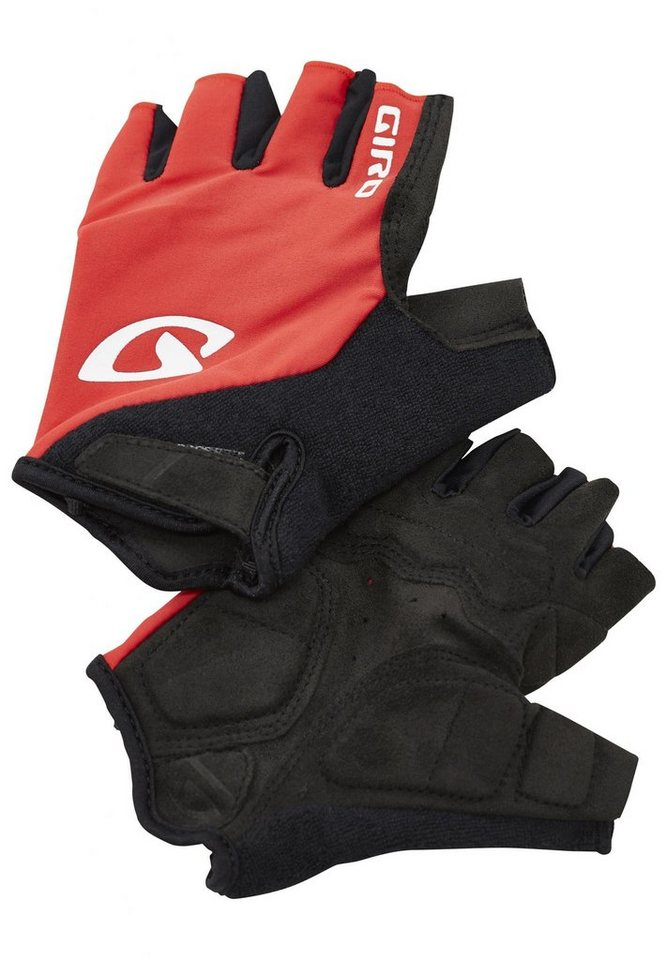 Giro Fahrrad Handschuhe »Jag Gloves« in rot