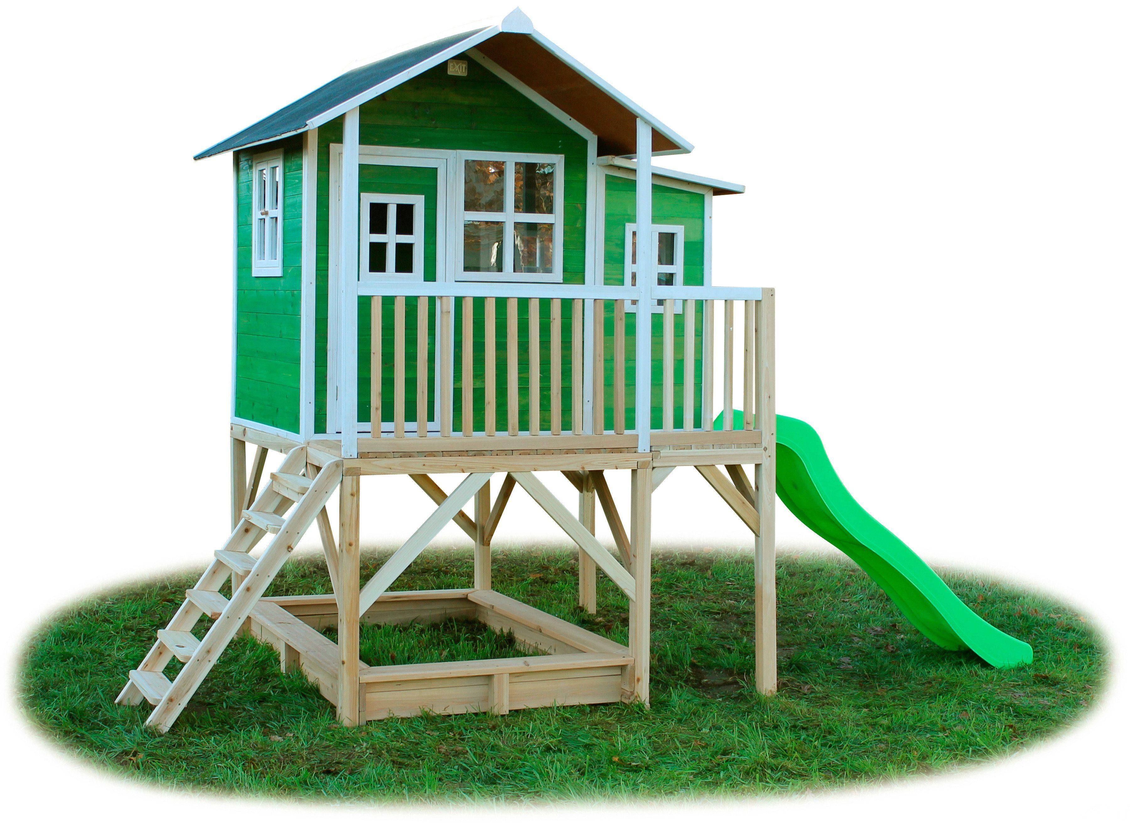 Stelzenhaus »EXIT Loft 550 grün«