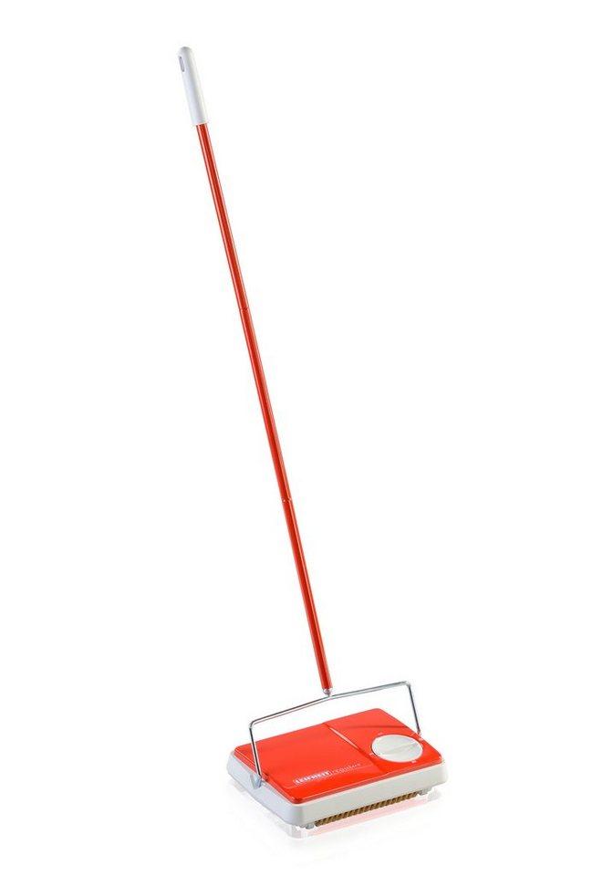 Teppichkehrer »Regulus Retro«, rot in rot