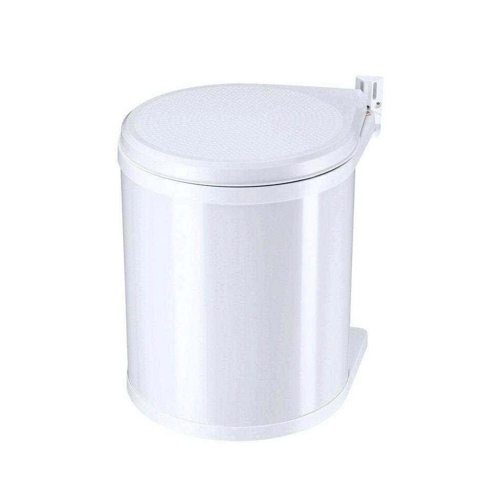 Einbau-Abfallsammler »Compact-Box 15« in weiß