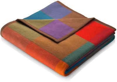Wohndecke »Colormix«, BIEDERLACK, mit bunten Karos