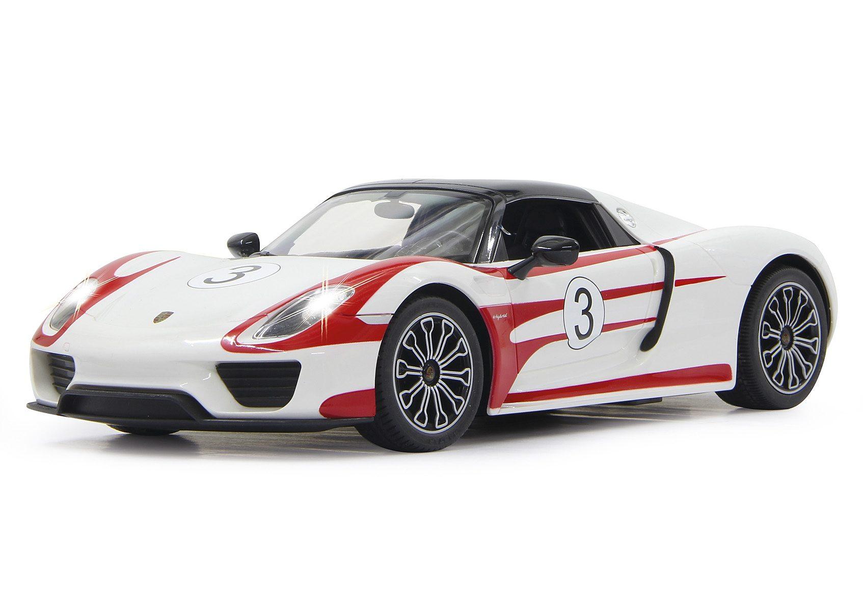 JAMARA RC-Auto, »Porsche 918 Spyder Race weiß«