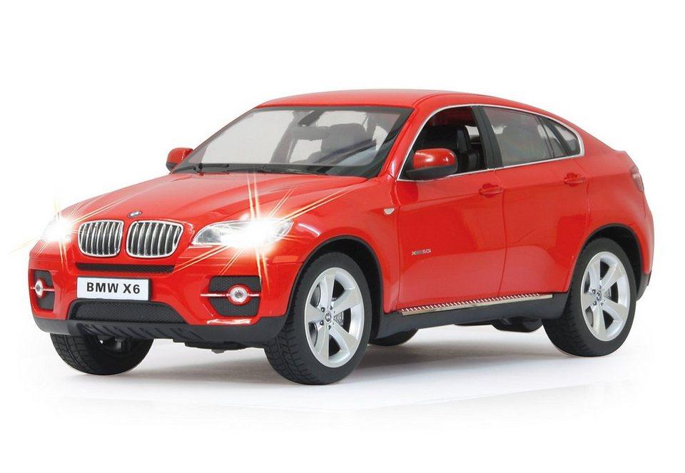 JAMARA RC-Auto, »BMW X6 1:14 rot« in rot