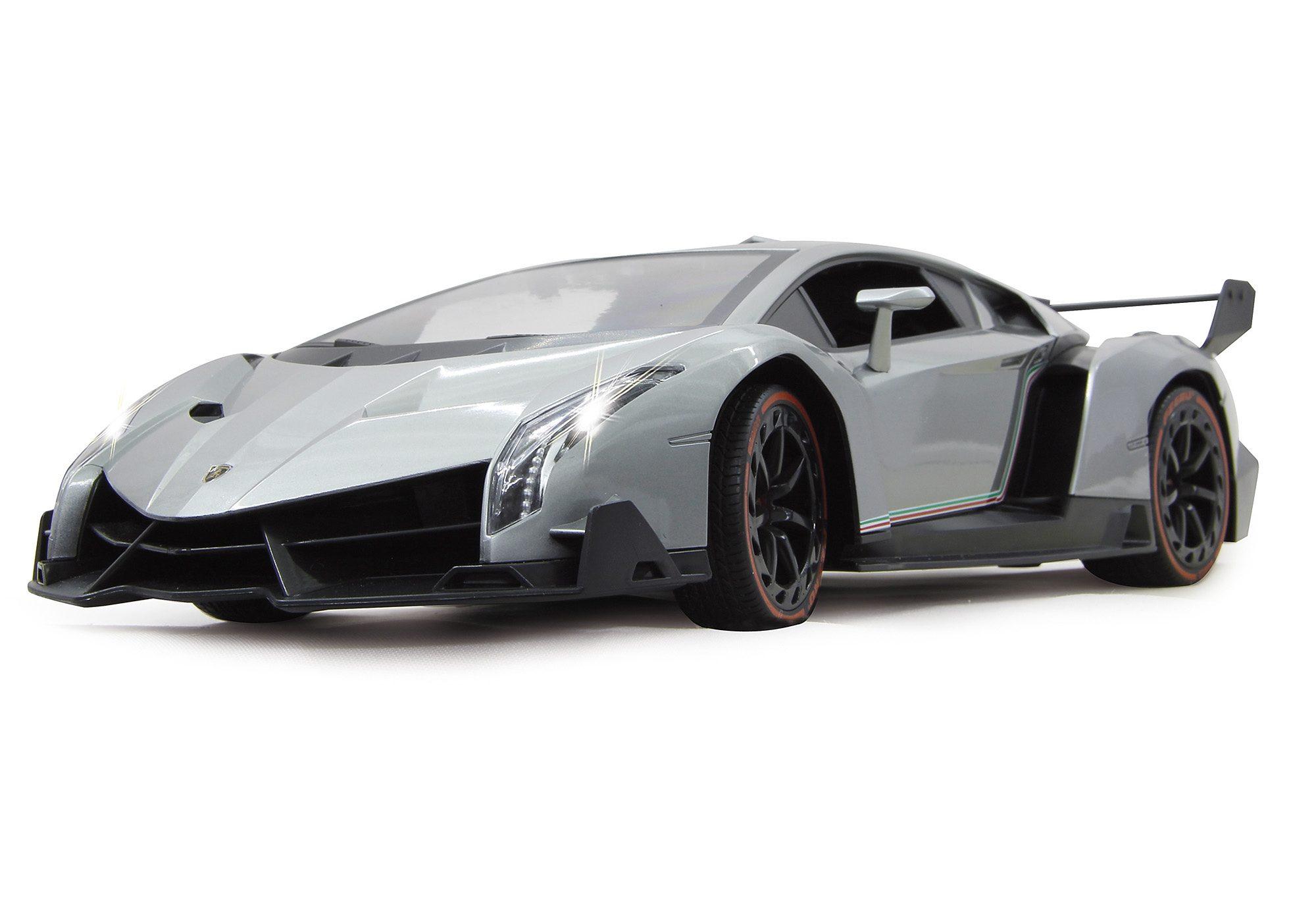 JAMARA RC-Auto, »Lamborghini Veneno silberfarben«