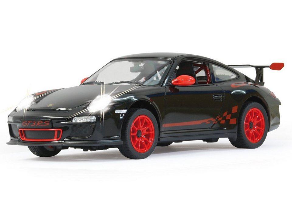 JAMARA RC-Auto, »Porsche GT3 1:14 schwarz« in schwarz