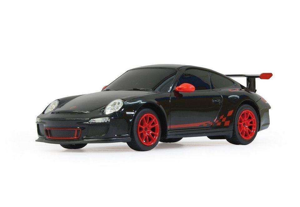 JAMARA RC-Auto, »Porsche GT3 1:24 schwarz« in schwarz