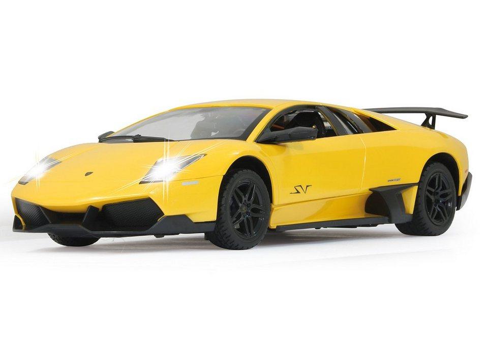 JAMARA RC-Auto, »Lamborghini Murcielago 1:14 gelb« in gelb