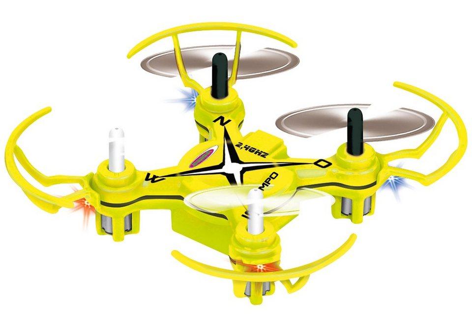 JAMARA RC - Quadrocopter, »Compo Quadrocopter mit Kompass« in gelb