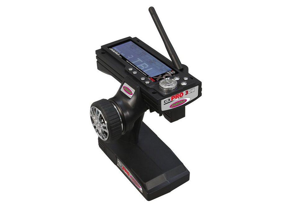 JAMARA RC-Fernsteuerung, »CCX 2,4 Pro« in schwarz