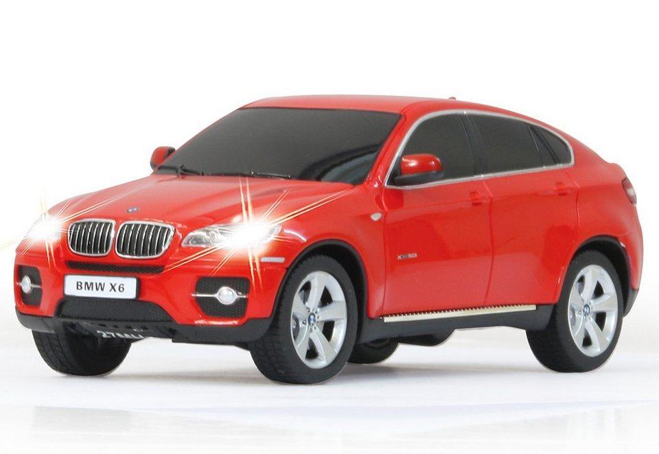 JAMARA RC-Auto, »BMW X6 1:24 rot« in rot
