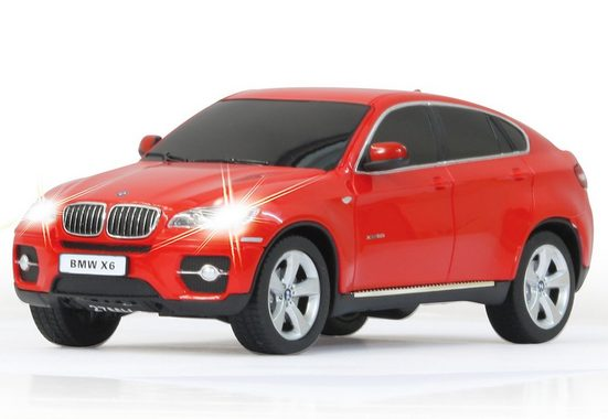 JAMARA RC-Auto, »BMW X6 1:24 rot«