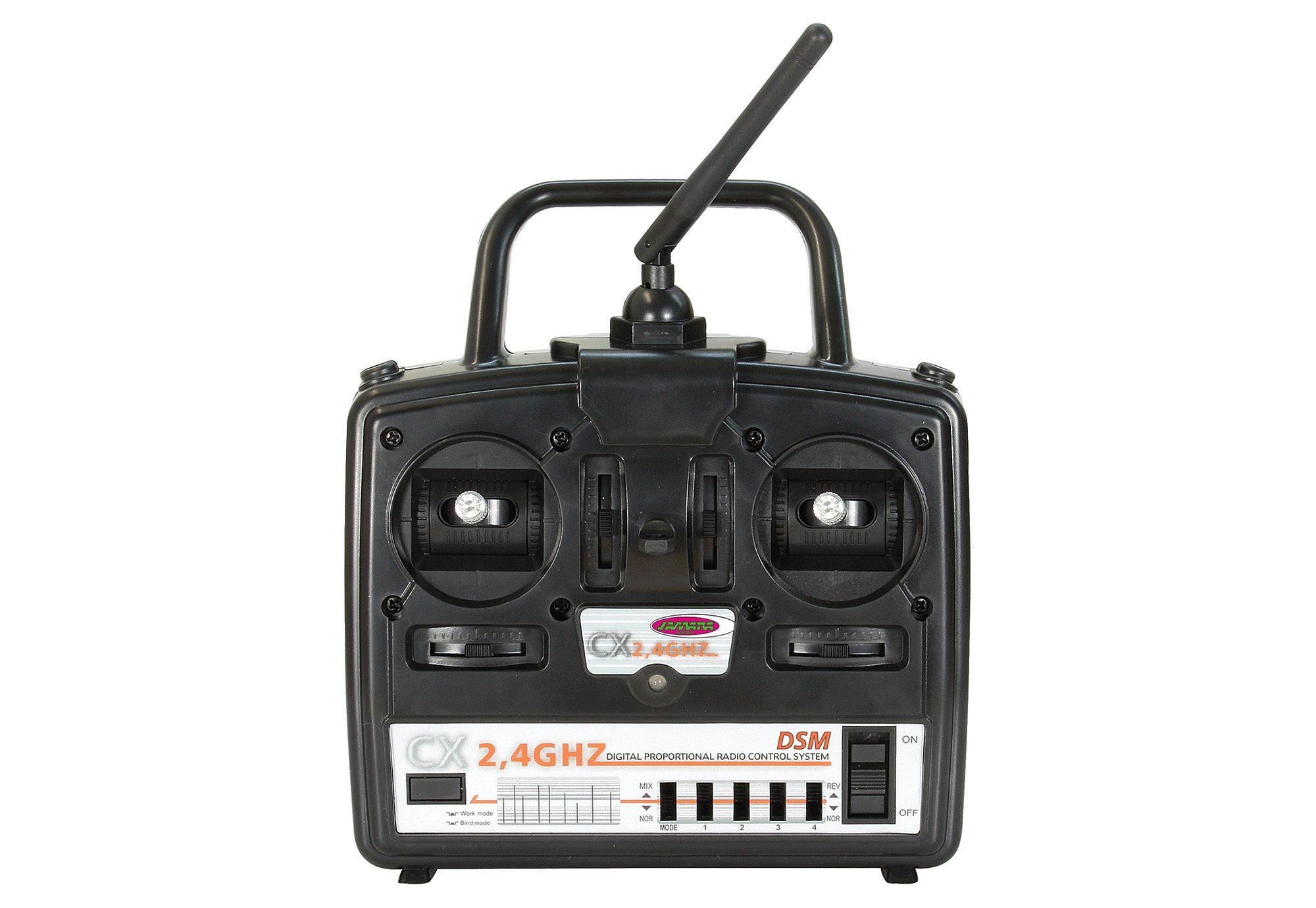 JAMARA RC-Fernsteuerung, »CX 2,4 GHz Gas links«