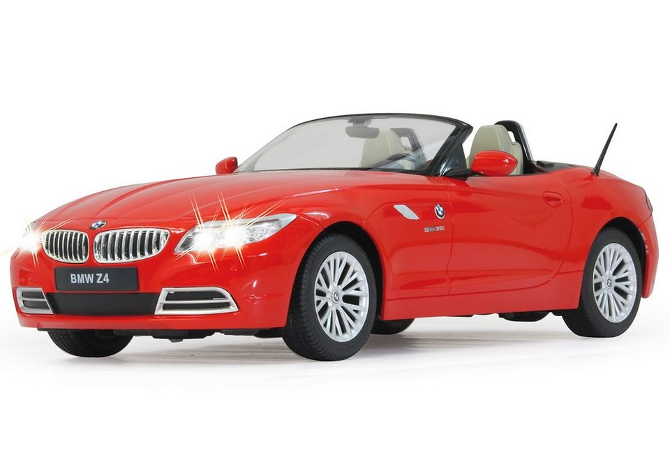 JAMARA RC-Auto, »BMW Z4 1:12 rot« in rot
