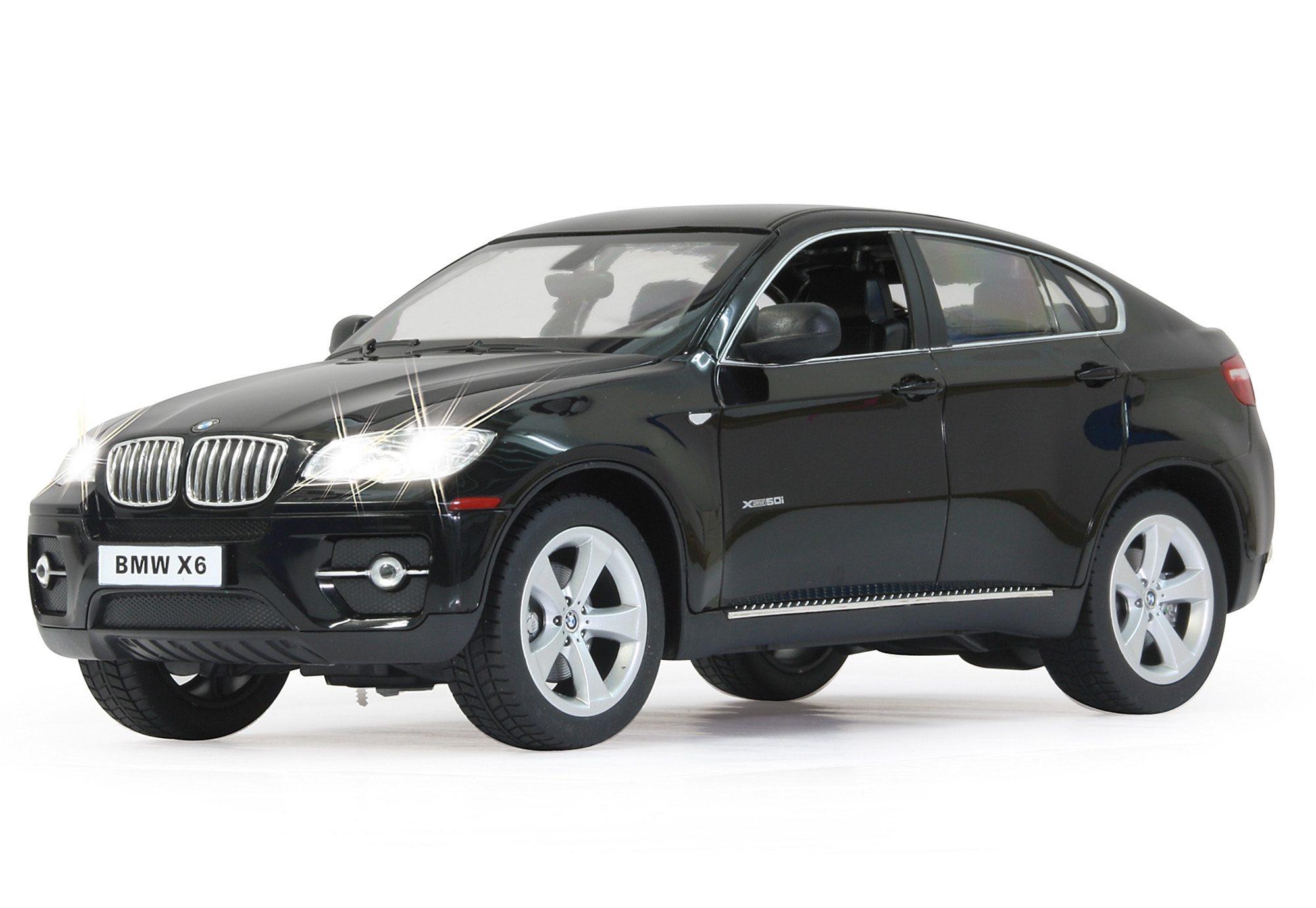 JAMARA RC-Auto, »BMW X6 1:14 schwarz«