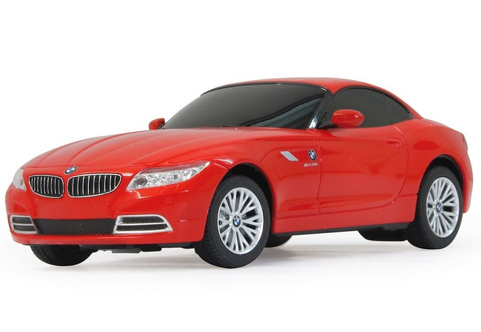 JAMARA RC-Auto, »BMW Z4 1:24 rot« in rot
