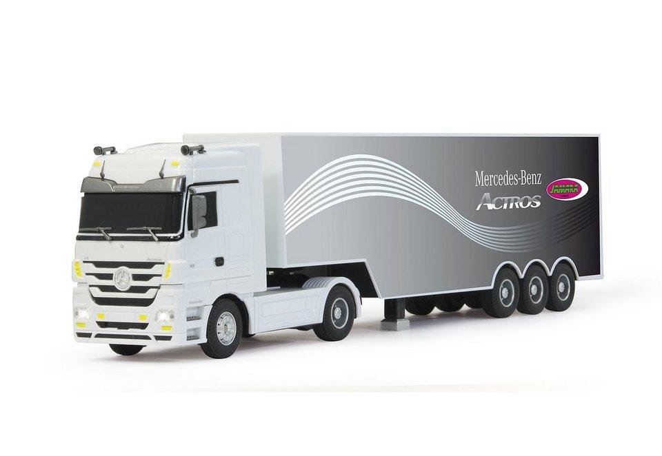 JAMARA RC-Auto, »Mercedes Actros« in weiß