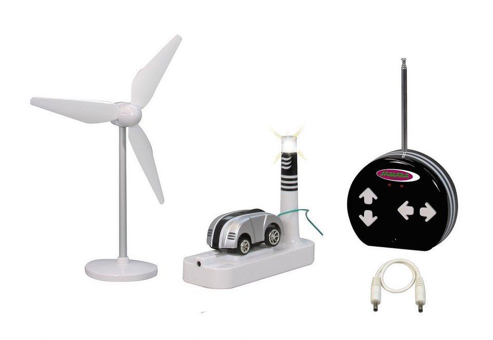 JAMARA RC-Auto, »Ecological Wind« in weiß