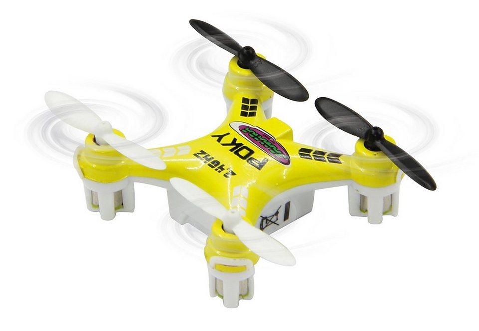JAMARA RC- Quadrokopter, »Poky Quadrokopter« in gelb