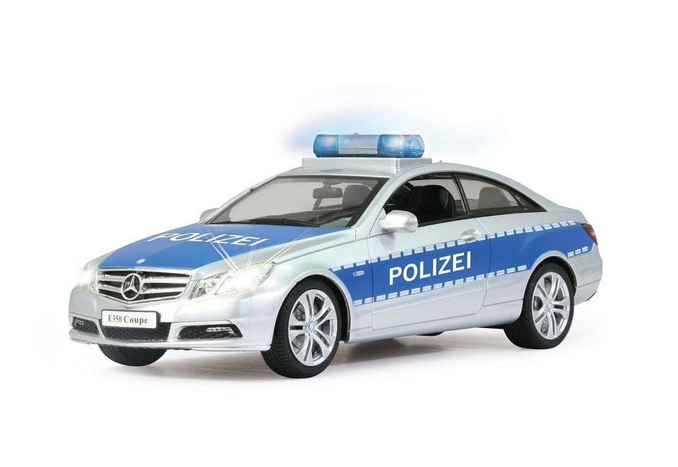 JAMARA RC-Auto, »Mercedes E350« in blau-weiß