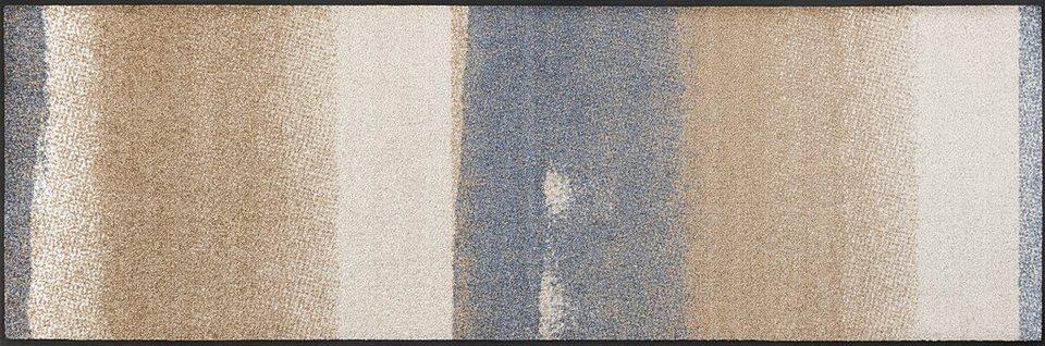 Outdoor-Teppich in maritimen Farben