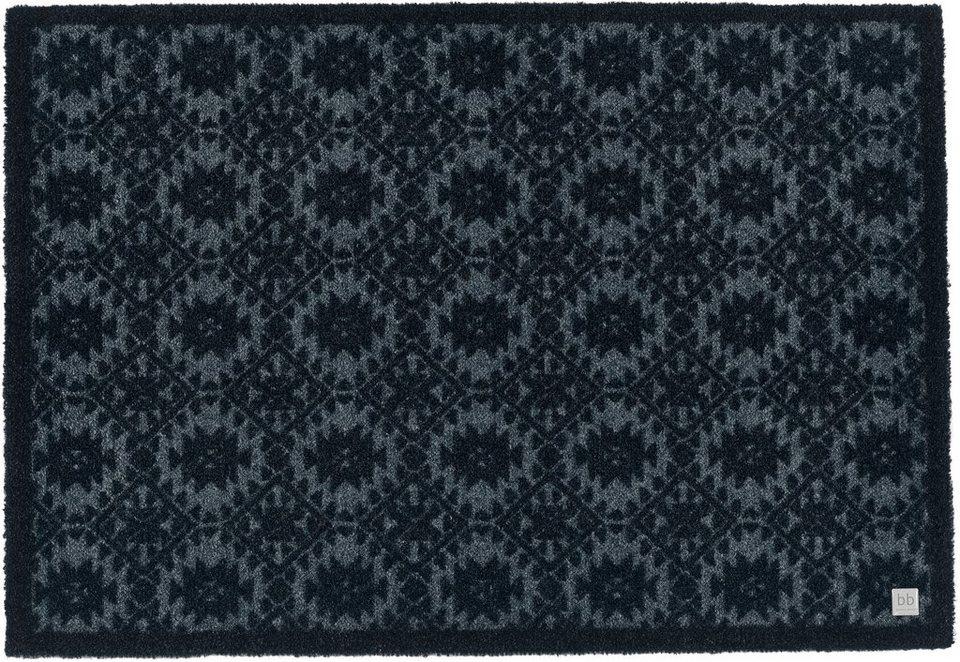 fu matte spirit bb barbara becker rechteckig h he 10 mm rutschhemmend beschichtet online. Black Bedroom Furniture Sets. Home Design Ideas