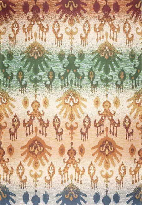 Teppich, Papilio, »Bisa« in grün