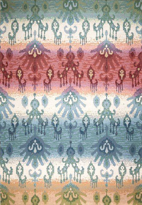 Teppich, Papilio, »Bisa« in rose