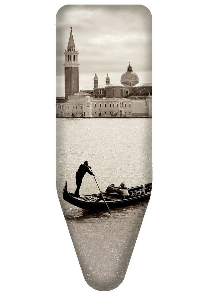Bügelbrettbezug »Venezia«, in 3 Größen in grau