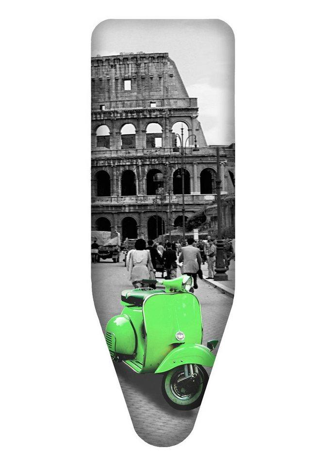 Bügelbrettbezug »Rom«, in 2 Größen in grau