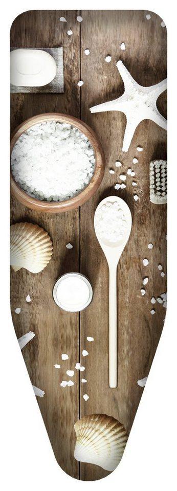 Bügelbrettbezug »Salt«, in 3 Größen in braun