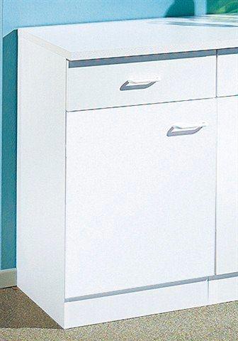 Küchenunterschrank »Helsinki«, Breite 60 cm in weiß