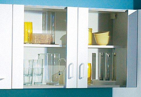 Küchenhängeschrank »Helsinki«, Breite 100 cm in weiß