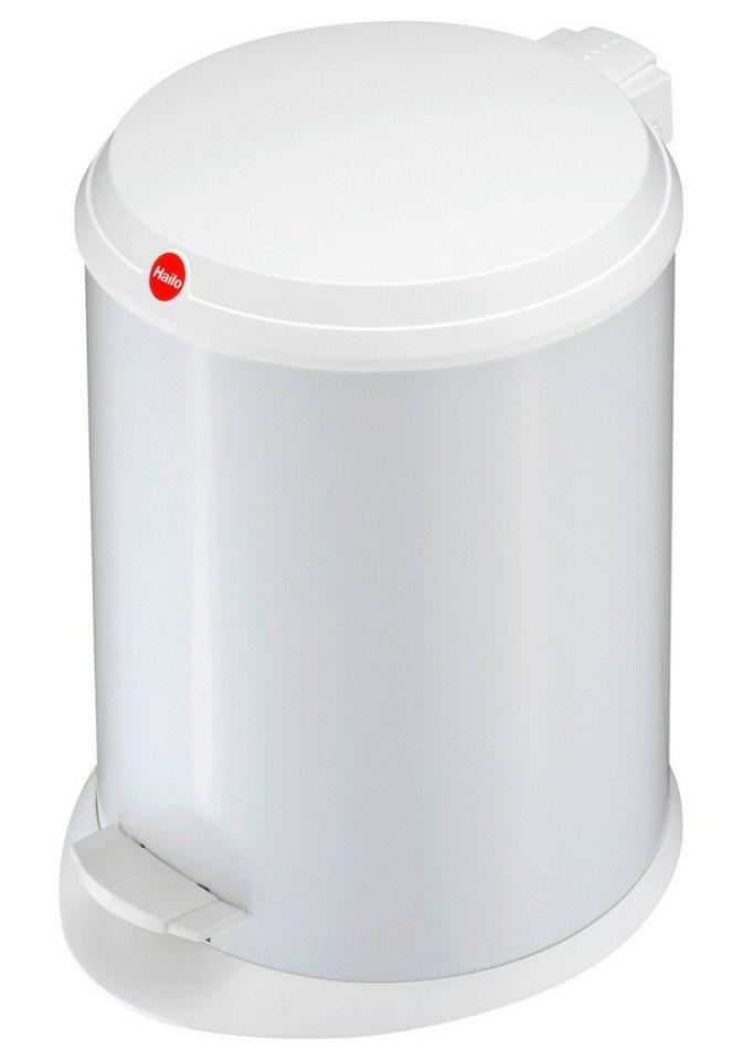 Tret-Abfallsammler »T1.13« in weiß