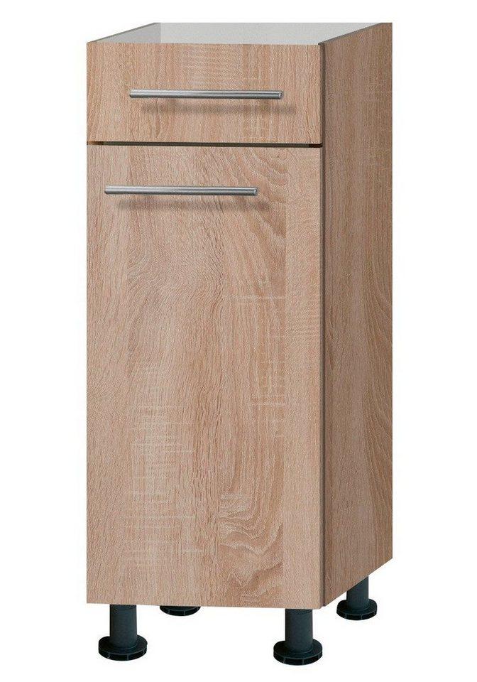 Küchenunterschrank »Lasse«, Breite 30 cm in eichefarben